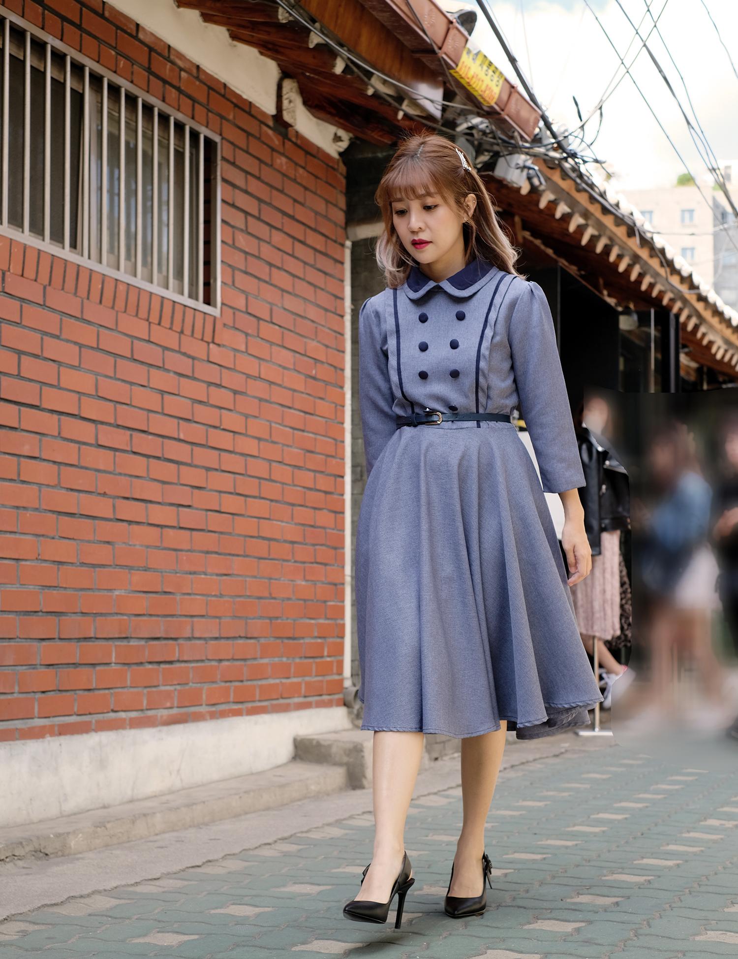 Vintage Clothes Rental Seoul Korea Ikseon Boutique Hotel Del Luna Inspired 2
