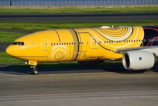 ANA:All Nippon Airways JA743A B777-281/ER