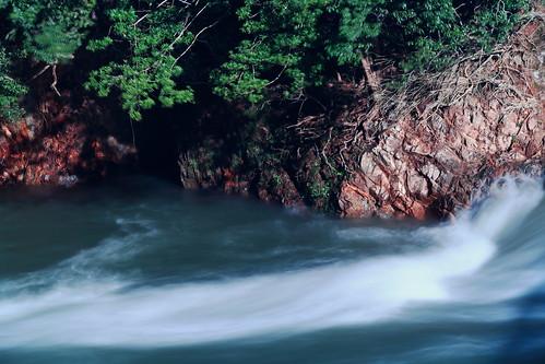 river kano 狩野川 amagi 天城 伊豆 izu japan 日本 rock 岩 landscape 風景