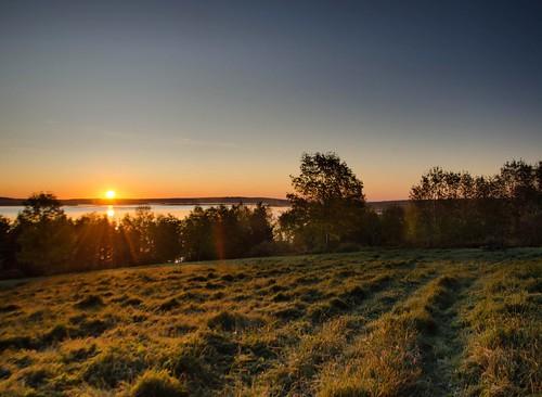 sunrise autumn2019
