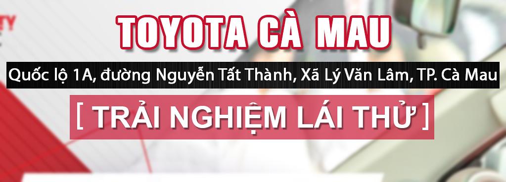 Ô Tô (Xe hơi) TOYOTA Cà Mau - HotLine 0946 01 44 39