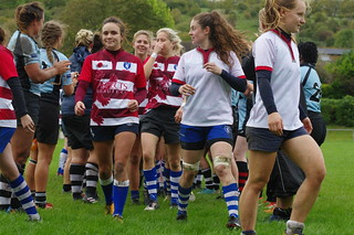 Lewes Women's First XV vs Sutton and Epsom - 13 October 2019