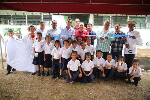 Re- Inauguración Rincón de Gualaca