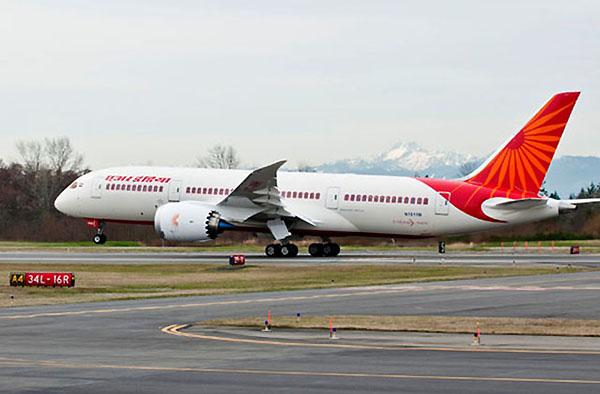 Air India B787 (Boeing)
