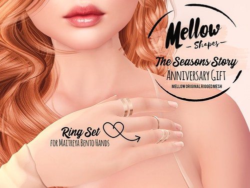 Mellow / Gift ♥ At The Seasons Story