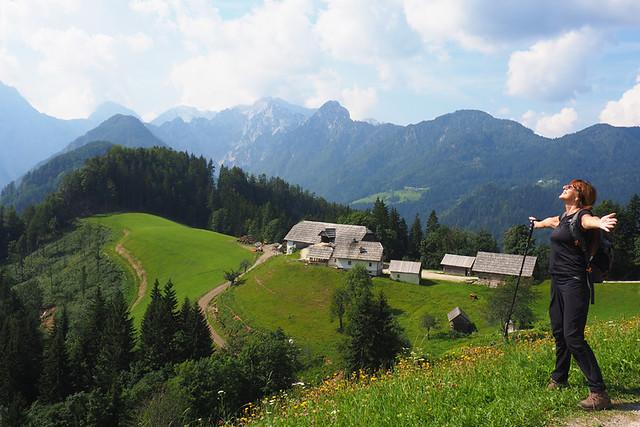 Under tourism in Slovenia