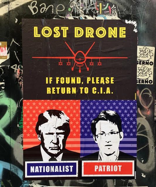 Subdude Lost Drone