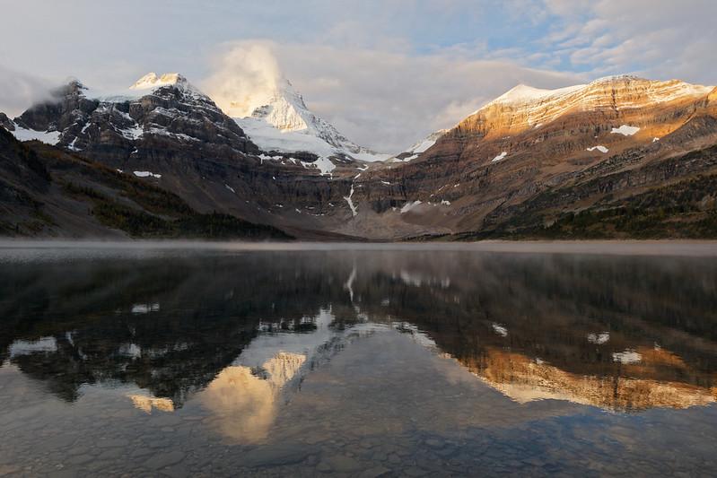 Mount Assiniboine, 18 Sep 2019
