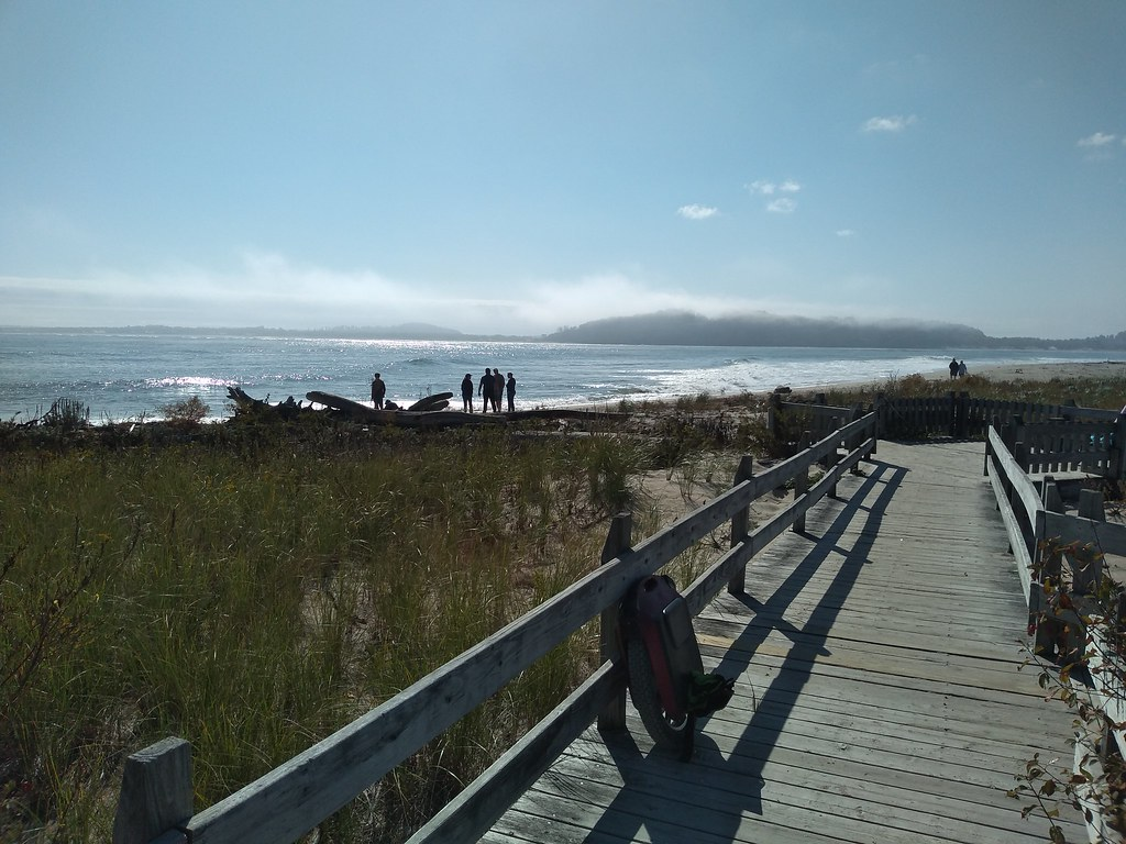 Sandy Point, Plum Island, Massachusetts