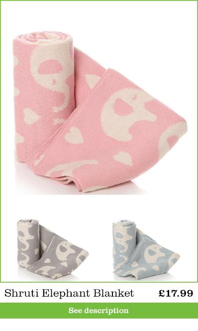 Shruti Elephant Blanket