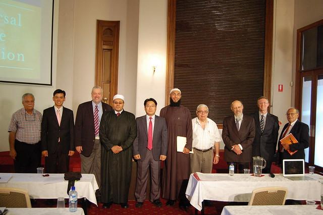 Australia-2015-02-17-Follow-up Interfaith Forum Seeks Common Ground