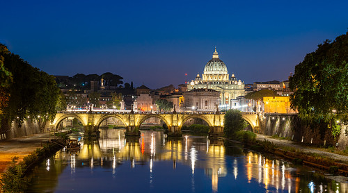 Basilica di San Pietro & Ponte Sant'Angelo