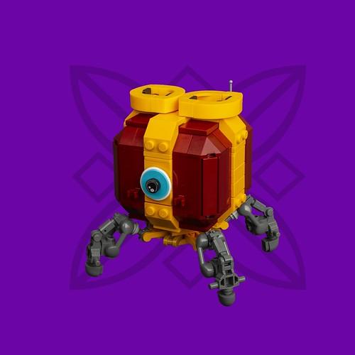 Mech Monday #41: Gift Bot