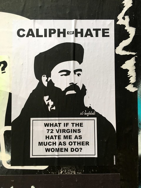 Subdude Caliph of Hate