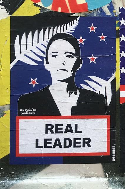 Subdude Jacinda Ardern Real Leader