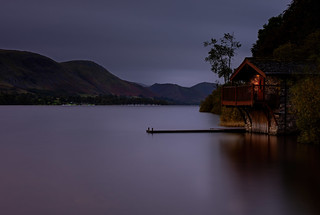 The Duke of Portland Boat house - The Lake District-2