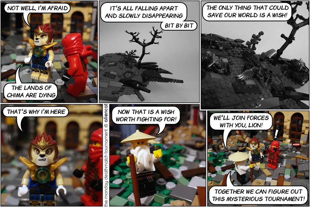 The Monday Deathmatch Tournament - Page 84