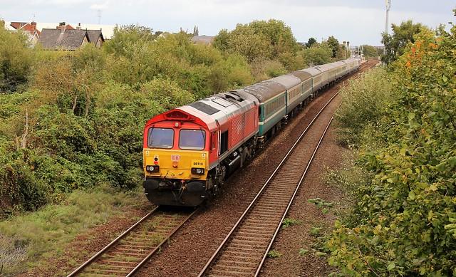 DB Cargo 66118 - Mansfield