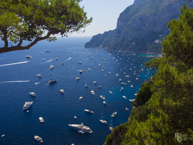 The View From Capri
