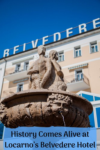History Comes Alive at Locarno's Belvedere Hotel