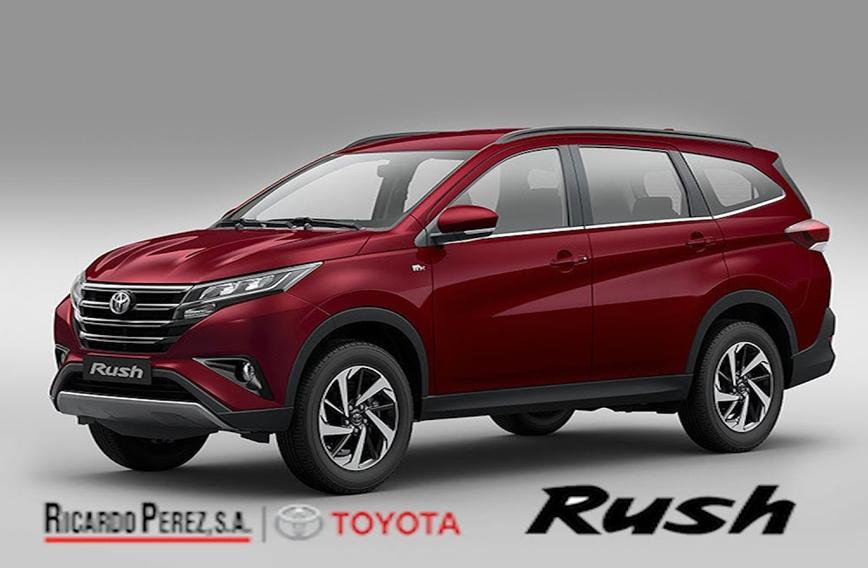 Toyota Rush 2019 Cần Thơ 0915326788