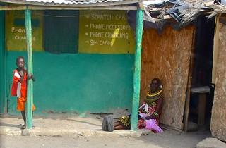 Kenya- Loyangalani- Turkana people