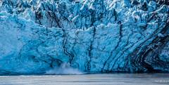 2019 - HAL Alaska Cruise - 30 - Glacier Bay - 5 - Margerie Glacier