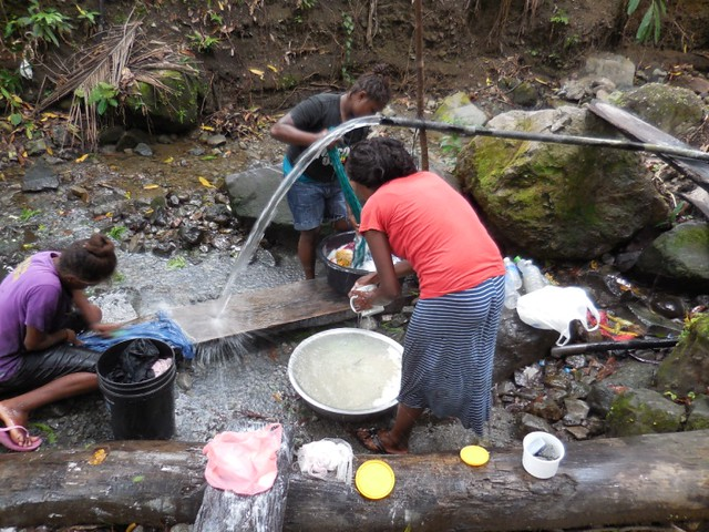 Solomon Islands-2015-02-01-UPF Project Brings Water to Solomon Islanders