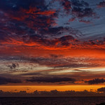14. Oktoober 2019 - 19:36 - Coucher de soleil automnal-1