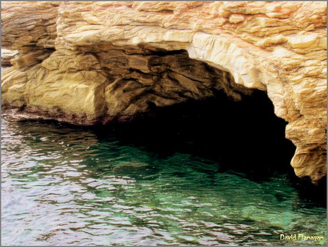 Cave - Malta.