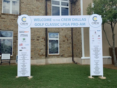 2019 CREW Dallas Golf Classic LPGA Pro-Am | by crewdallas