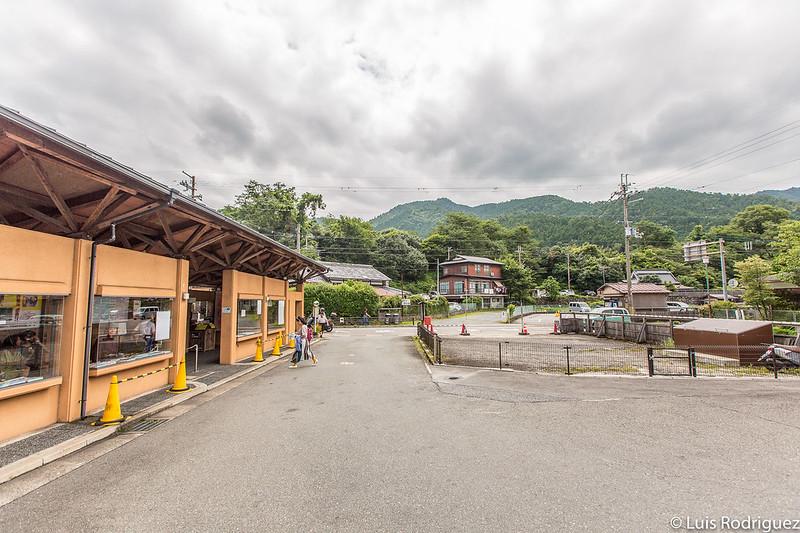 Estación de autobuses de Ohara