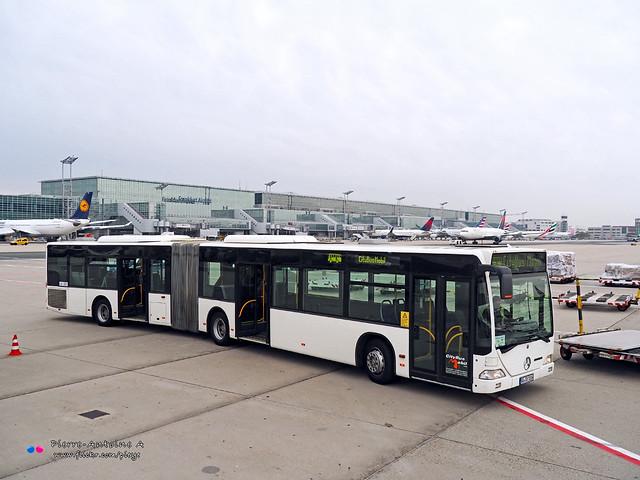 Mercedes Citaro G - Fraport 24 691