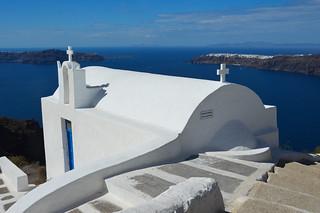 Imerovigil, Santorini