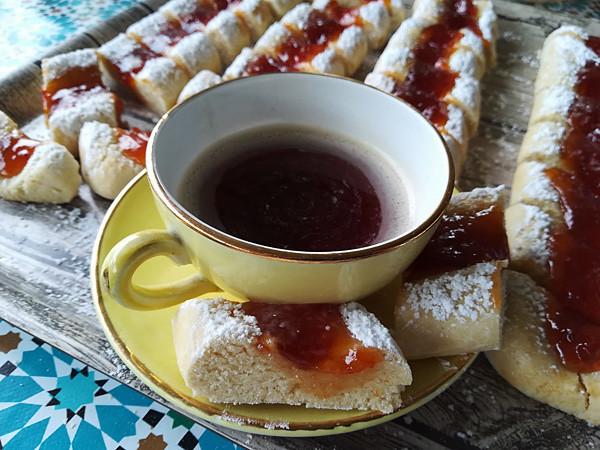 biscuits rigoles