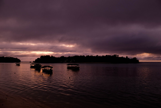 Morning at the lagoon