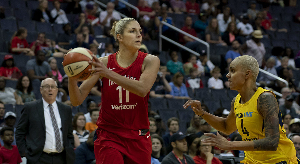 Elena Delle Donne: Delaware's greatest athlete