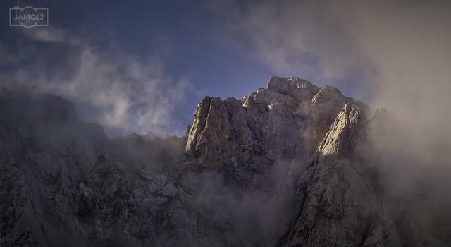 La cima / The summit, Peña Vieja