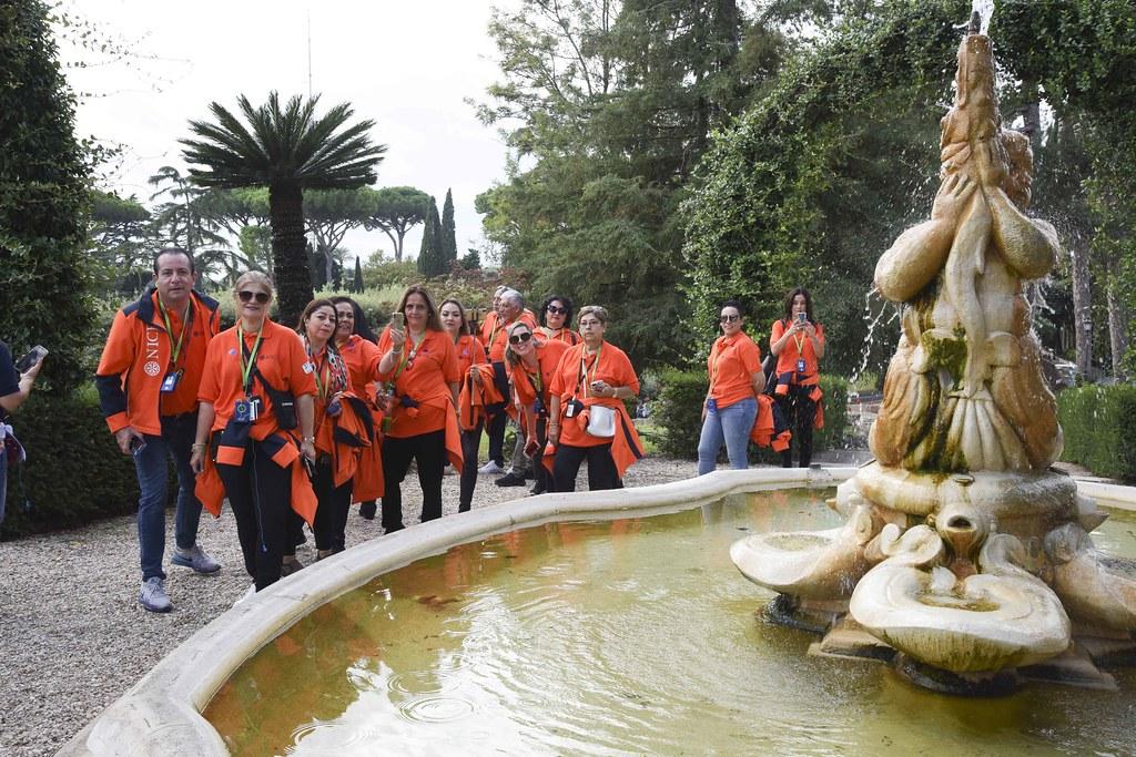 Nice & Bella Europe 2019 - Gardens of Vatican City