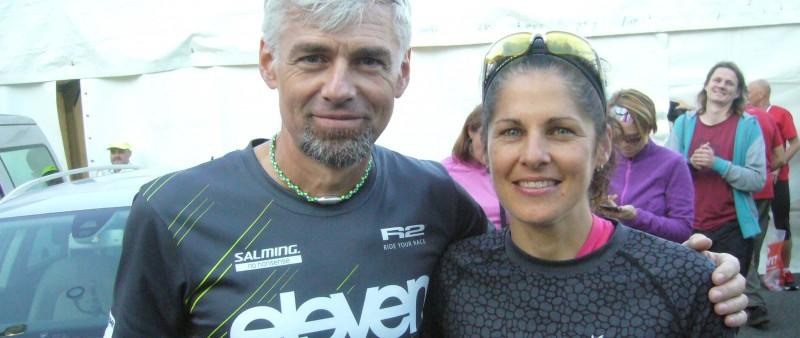 Pojizerský maraton vyhrála opět Jeřábková a Zelenka