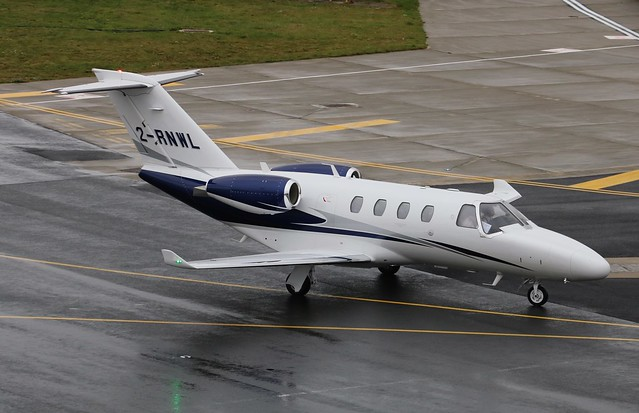 2-RNWL Cessna 525 Citation M2