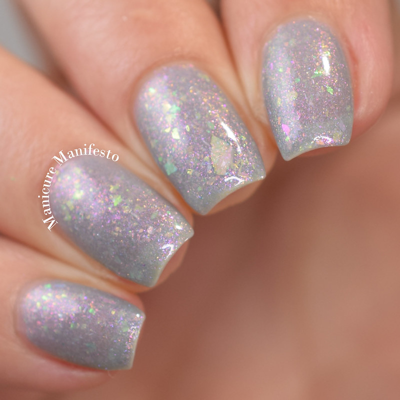 Girly Bits Thistle While You Work review