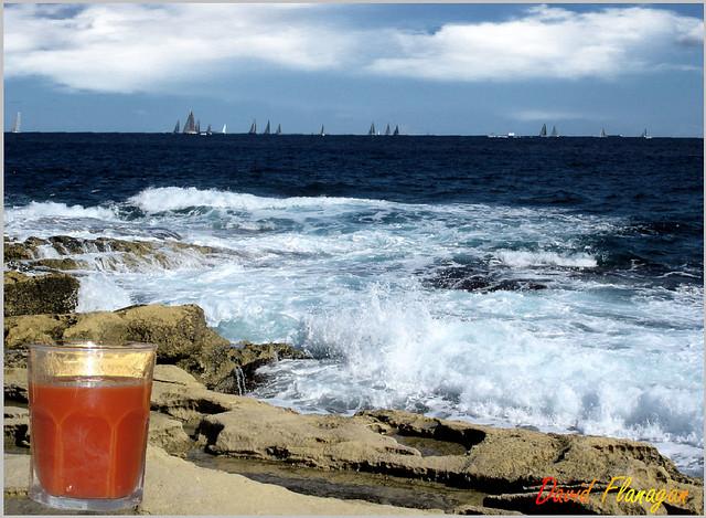 Malta - The Drink.