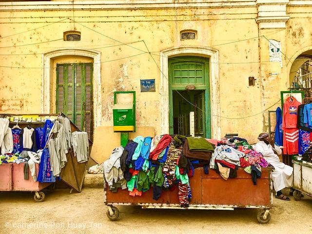 Aswan Souk, Egypt