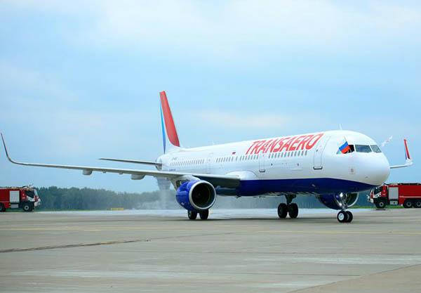 Transaero A321 (Airbus)