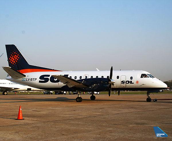 SOL Líneas Aéreas Saab200 (RD)
