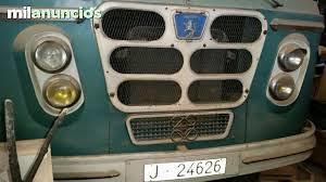 camió Nazar Jaen 7 tones graella radiador