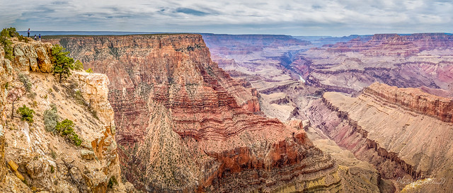 View From Navajo Point, Grand Canyon