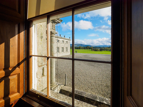 Russborough House Inside Looking Out