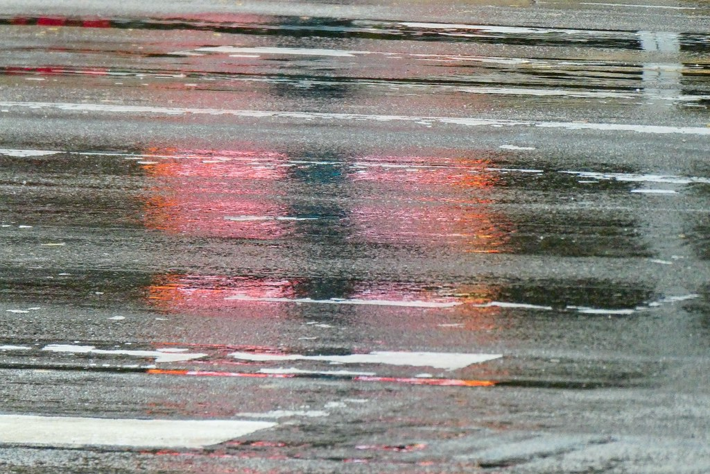 Puddle Abstract